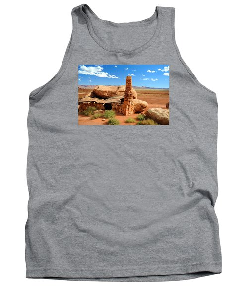 Cliff Dwellers Tank Top