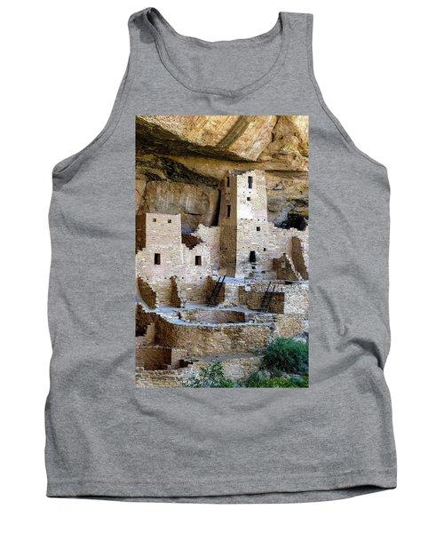 Cliff Palace Mesa Verde Tank Top
