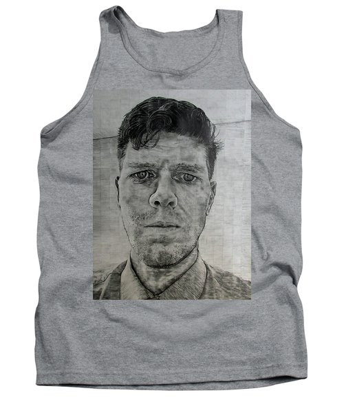 Close Self Portrait Tank Top