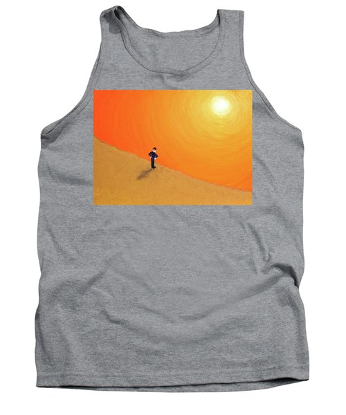 Close To The Edge Tank Top