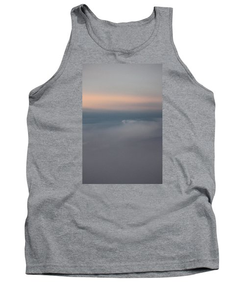 Cloud Abstract II Tank Top by Suzanne Gaff