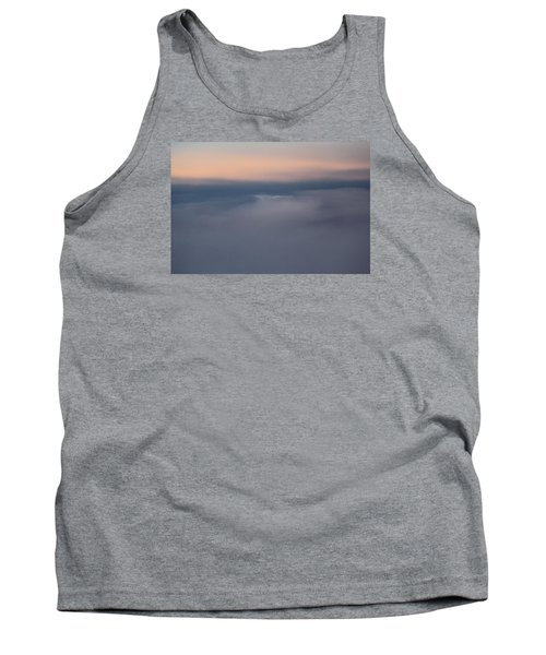 Cloud Abstract  Tank Top by Suzanne Gaff
