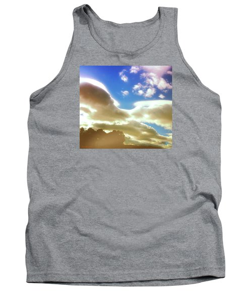 Cloud Drama Over Sangre De Cristos Tank Top