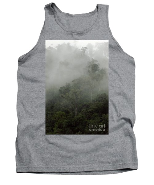 Cloud Forest Tank Top by Kathy McClure