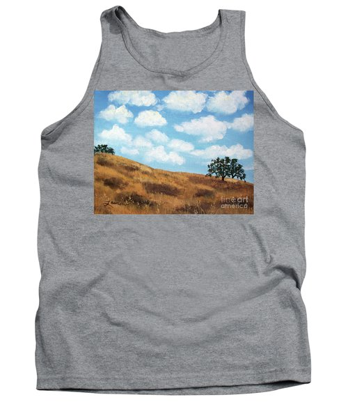 Cloud Shadows Tank Top