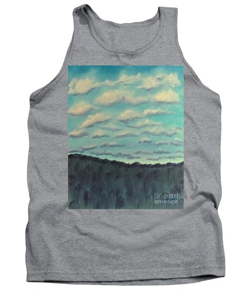 Cloud Study Tank Top