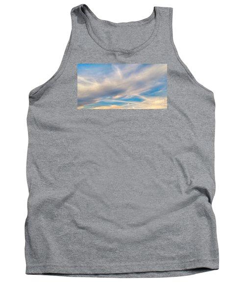Cloud Wisps Tank Top