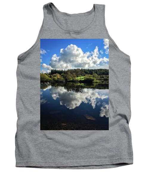 Clouded Visions Tank Top