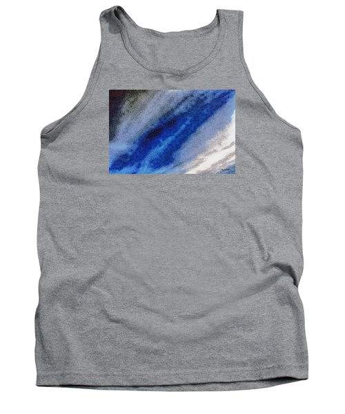Tank Top featuring the photograph Clouds 11 by Spyder Webb
