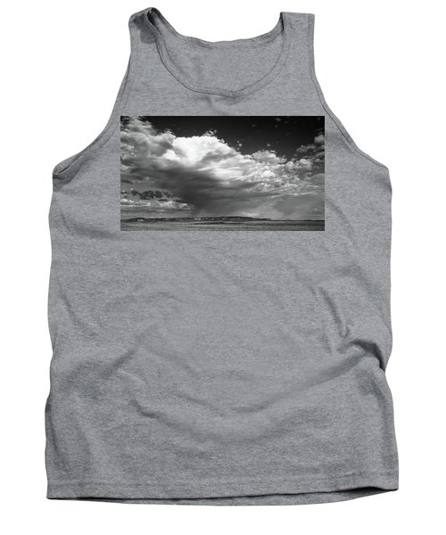 Clouds Along Indian Route 13 Tank Top by Monte Stevens