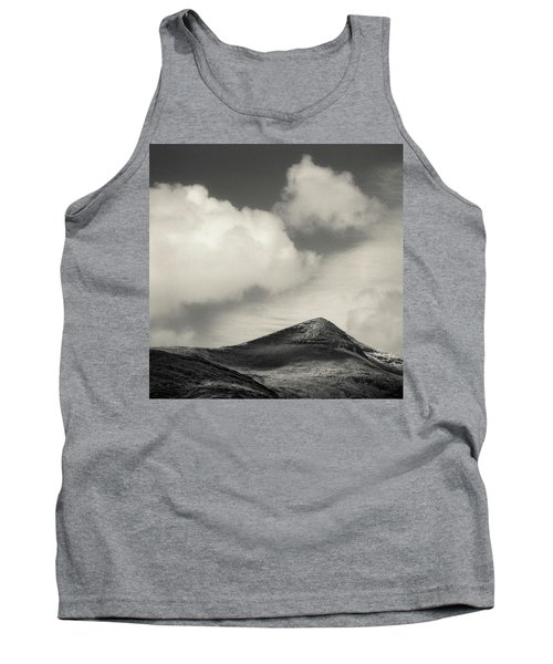 Clouds Over Ben More Tank Top