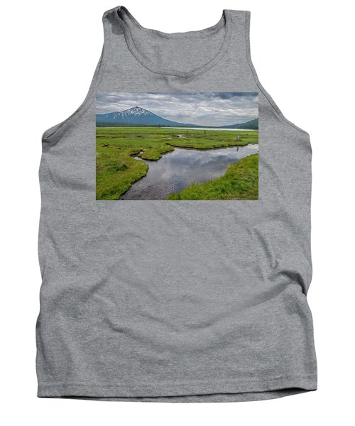 Clouds Over Sparks Tank Top