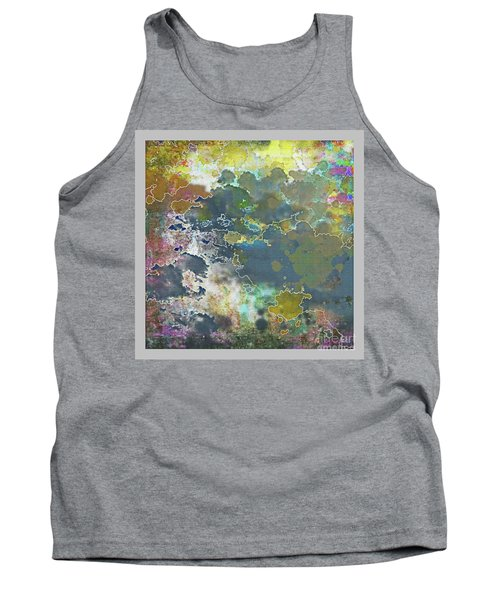Clouds Over Water Tank Top