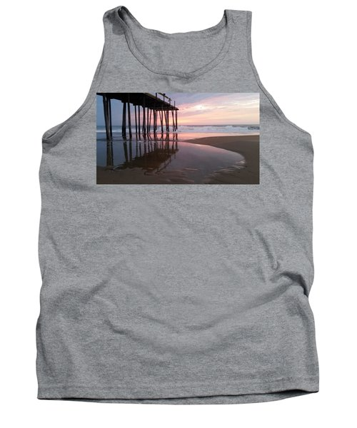 Cloudy Morning Reflections Tank Top