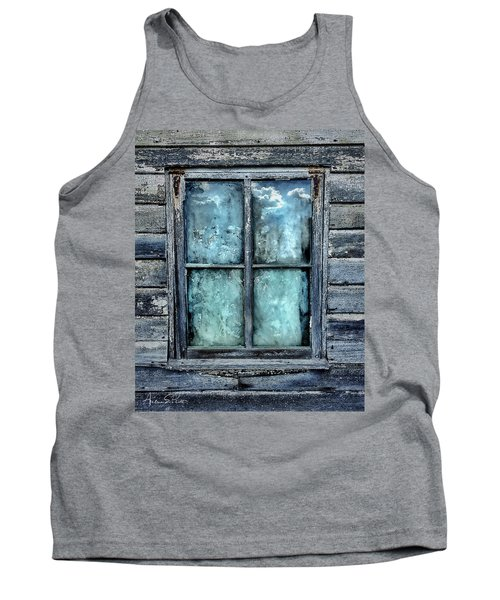 Cloudy Window Tank Top