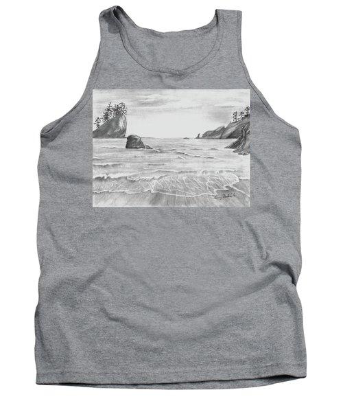 Coastal Beach Tank Top