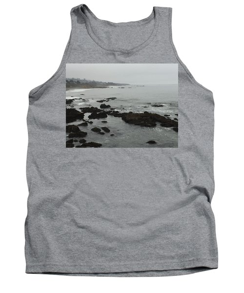 Coastal Fog Tank Top