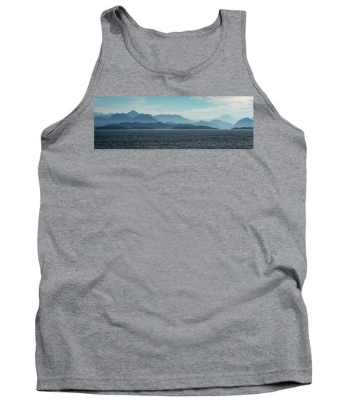 Coastal Mountains Tank Top