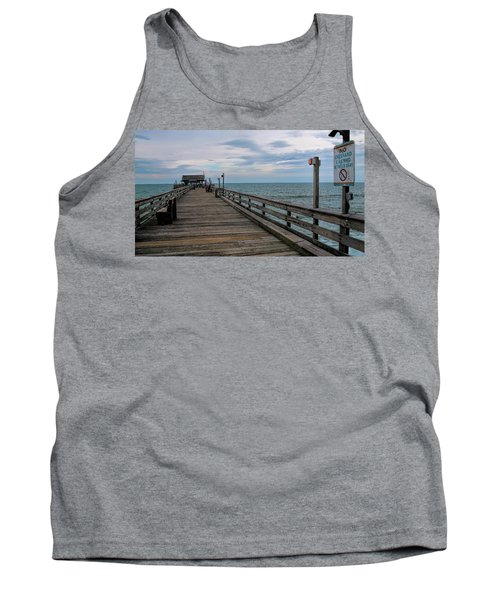 Cocoa Beach  Tank Top by Pat Cook
