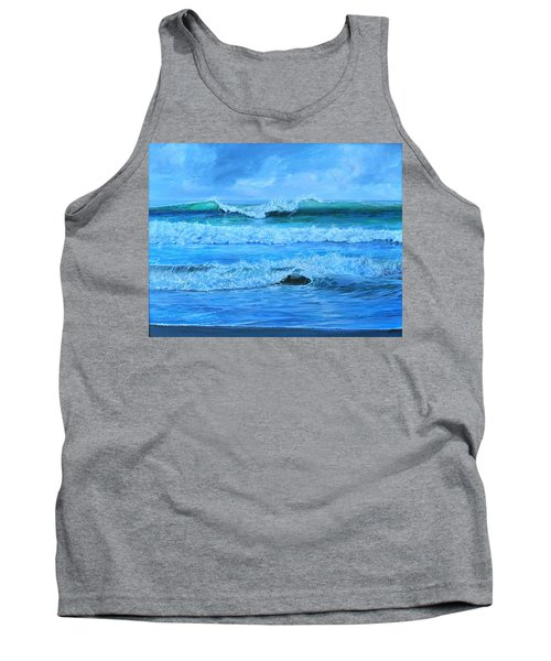 Cocoa Beach Surf Tank Top