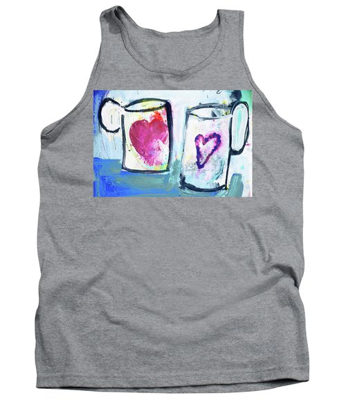 Coffee With Love Tank Top