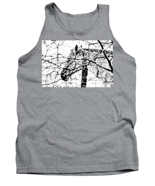 Cold Horse Tank Top