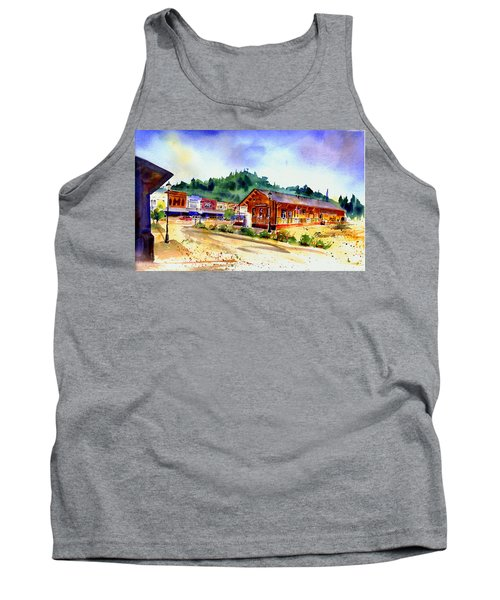 Colfax Rr Junction Tank Top