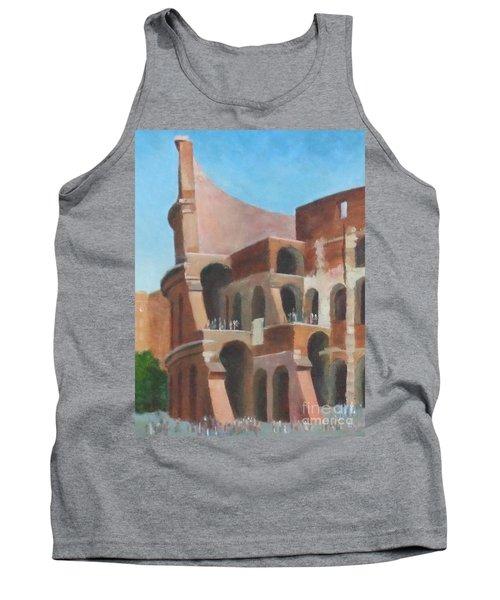 Coliseum Tank Top