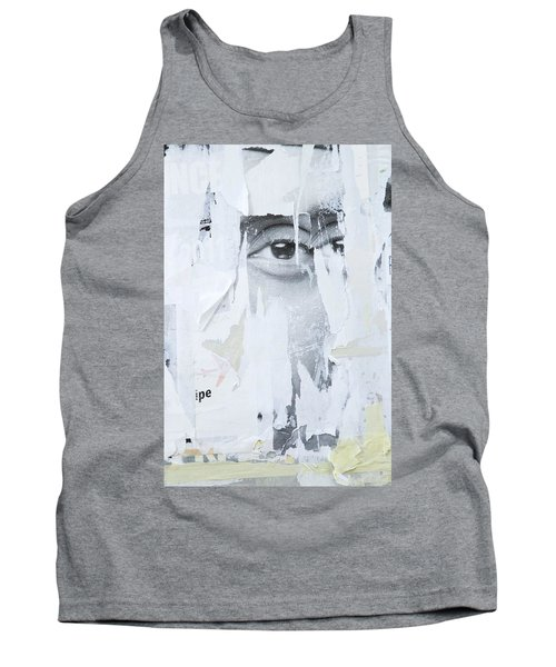 Street Collage 2 Tank Top by Colleen Williams