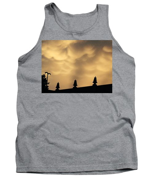 Collides With Beauty Tank Top