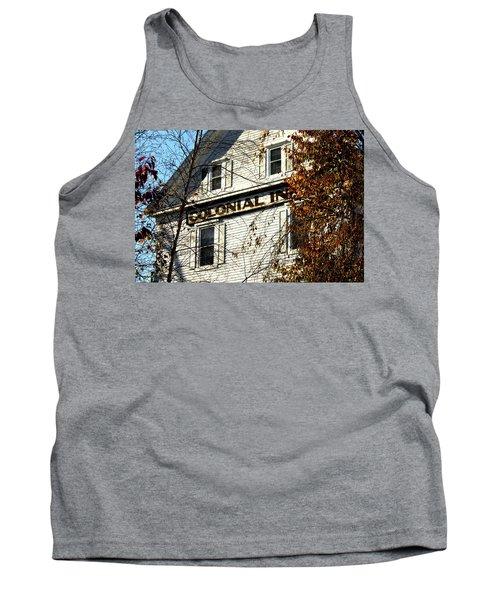 Colonial Inn Tank Top