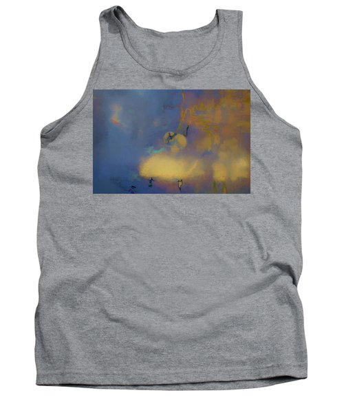 Color Abstraction Lxviii Tank Top