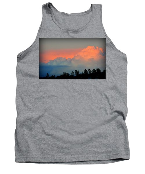 Tank Top featuring the photograph Color Burst by AJ Schibig