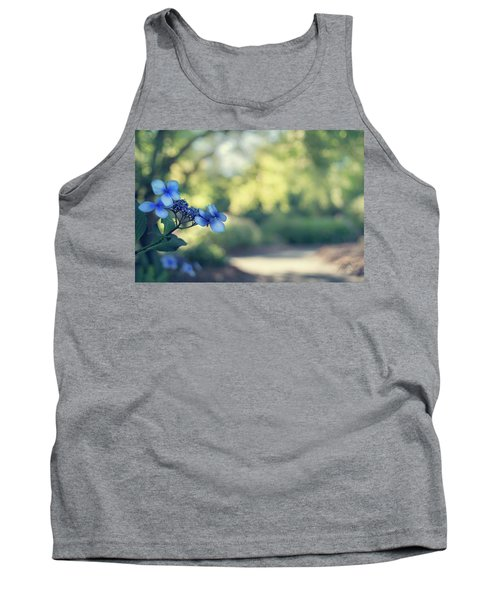 Color Me Blue Tank Top