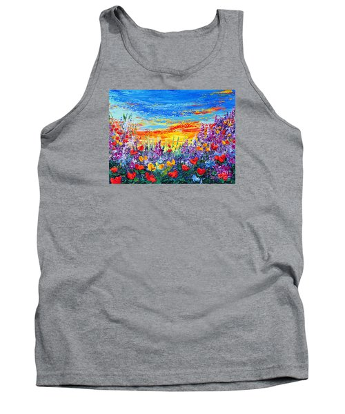 Color My World Tank Top
