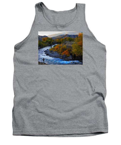 Color On The Fly Tank Top