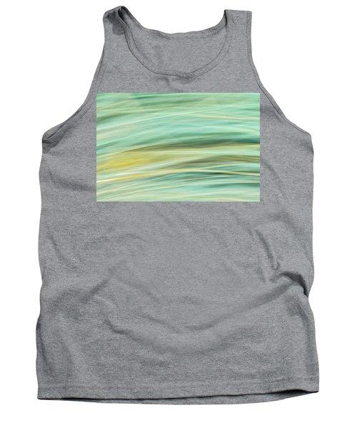 Color Swipe Tank Top