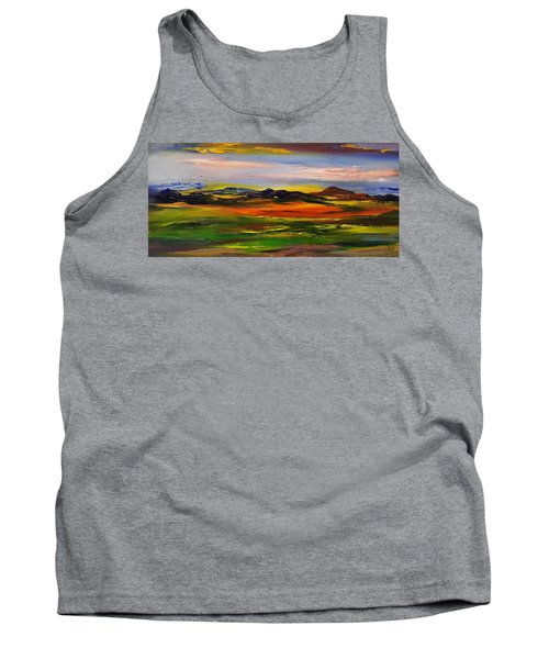 Color Your World    #58 Tank Top