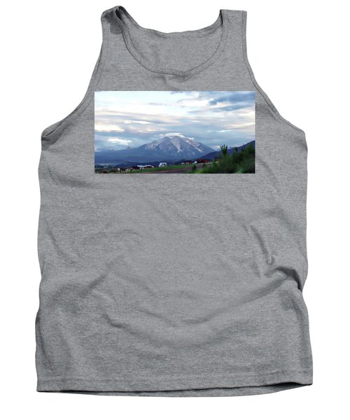 Tank Top featuring the photograph Colorado 2006 by Jerry Battle
