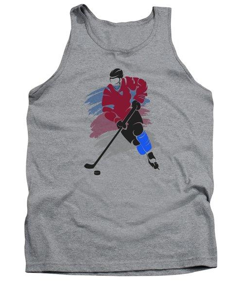 Colorado Avalanche Player Shirt Tank Top