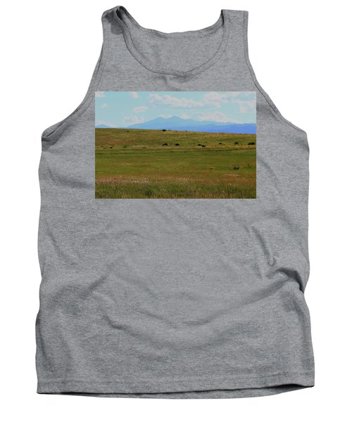Colorado Grassland Tank Top