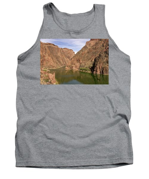 Colorado River, Grand Canyon Tank Top