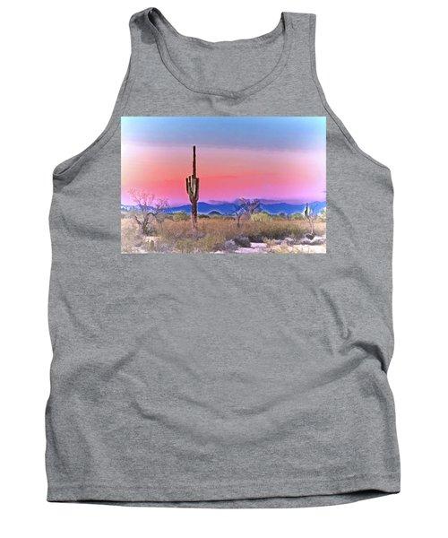 Colorful Desert Tank Top