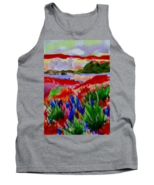 Colorful Tank Top by Jamie Frier