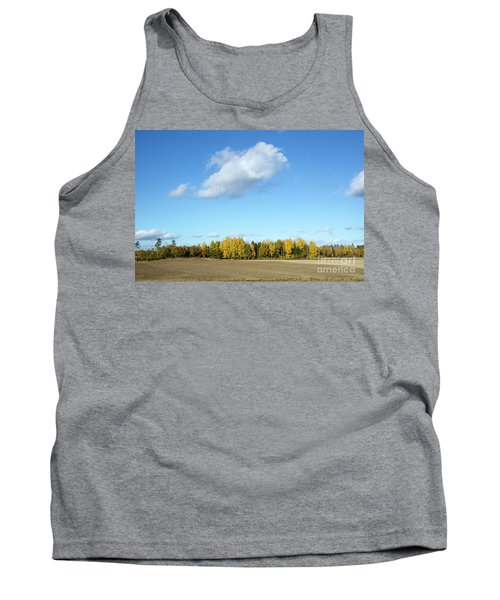 Colorful Landscape Tank Top by Kennerth and Birgitta Kullman