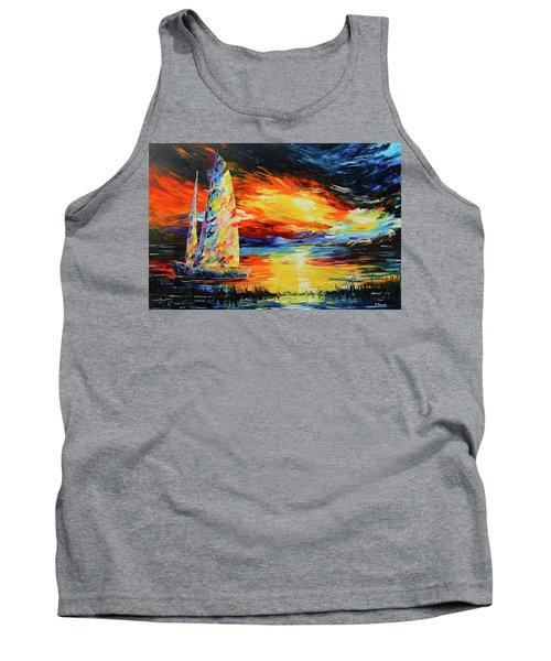 Colorful Sail Tank Top