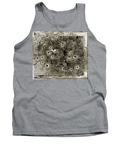 Tank Top featuring the photograph Color Me, Please by Barbara R MacPhail