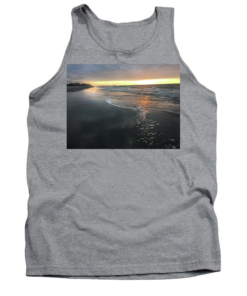 Colors Of A Storm At Sunrise Tank Top