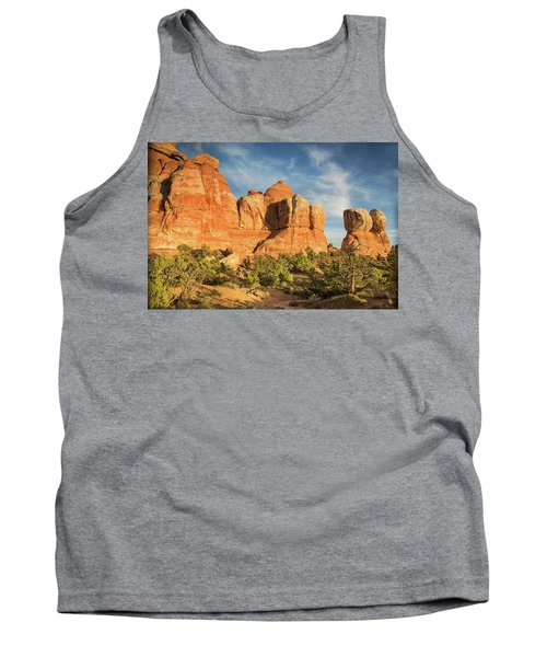Colors Of Chesler Park Tank Top