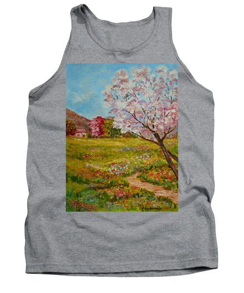 Colors Of Spring Tank Top